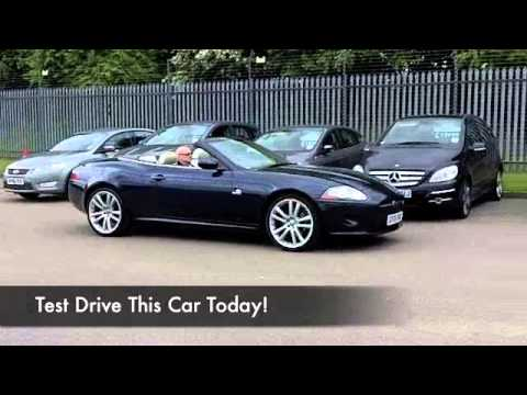 Jaguar xk coupe 2006 фотка