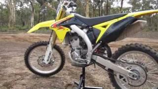 6. Suzuki RMZ-250 2010