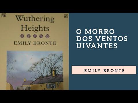 O Morro dos Ventos uivantes, de Emily  Brontë
