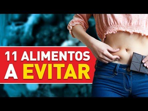 Dietas para adelgazar - 11 ALIMENTOS A EVITAR PARA ADELGAZAR RÁPIDO