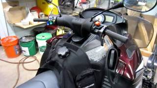 9. 2009 Polaris IQ 600 Touring