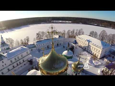 Раифский Богородецкий епархиальный мужской монастырь в период крещенских праздников