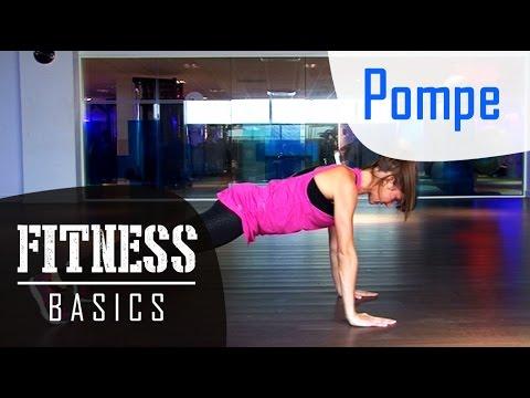 Fitness Basics : Comment faire des pompes ?