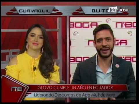 Glovo cumple un año en Ecuador liderando descargas de App Multidelivery