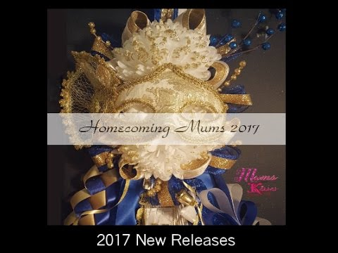 Homecoming Mum Collection - By Mums and Kisses