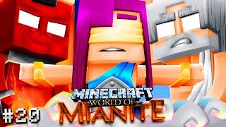 Minecraft Mianite: JOUSTING (Ep. 20)
