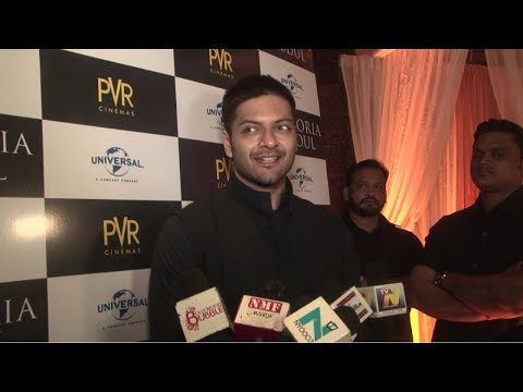 Ali Fazal Talks About The Movie At Special Screening Of Victoria And Abdul