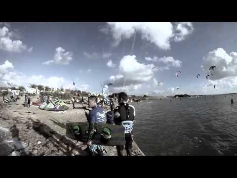 OGNI SANTI… giorni si fa Kitesurf ! 2012
