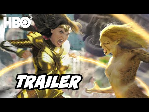 Wonder Woman 1984 Trailer HBO Max Announcement and New Movies Breakdown