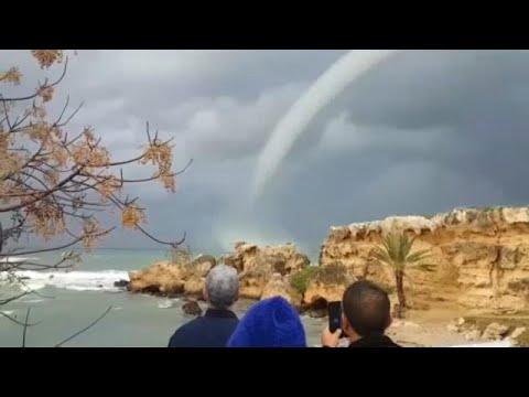 Σε κλοιό κακοκαιρίας η Κύπρος