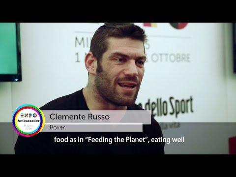 Ambassador Clemente Russo Expo MIlano 2015 ENG
