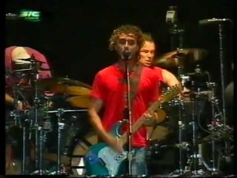 Bush - Greedy Fly live @ Vilar de Mouros 2002 Portugal (видео)