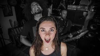 Video Toto - Africa (metal cover by Leo Moracchioli feat. Rabea & Hannah) MP3, 3GP, MP4, WEBM, AVI, FLV Januari 2018