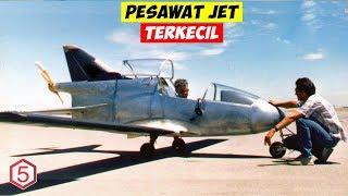 Video Pesawat Jet Terkecil Di Dunia Dengan Mesin Jet Dan Pilot MP3, 3GP, MP4, WEBM, AVI, FLV April 2019