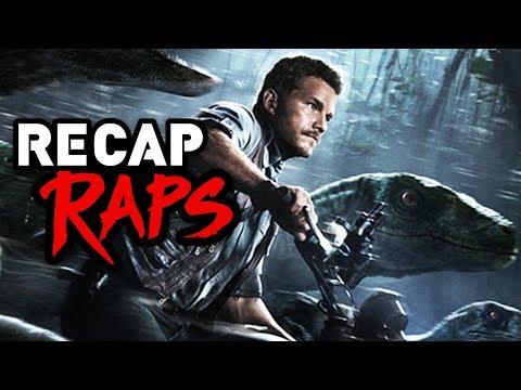Jurassic World Recap Rap