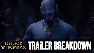 Disney's Aladdin - Special Look BREAKDOWN!