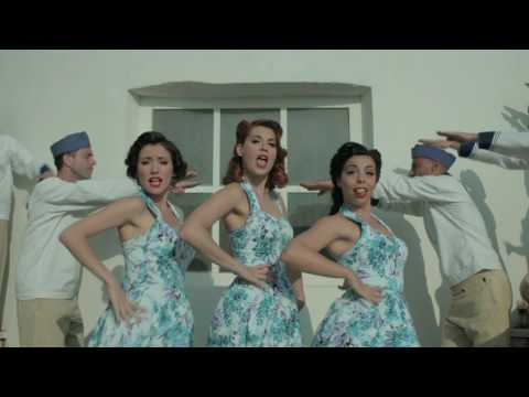 Tutti quanti voglion fare swing - Ladyvette feat. Lillo Petrolo