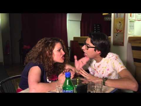 fidanzata troppo gelosa al ristorante con il fidanzato: ti è capitato?