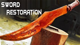 Video Rusted GREEK SWORD - Impossible RESTORATION MP3, 3GP, MP4, WEBM, AVI, FLV Februari 2019