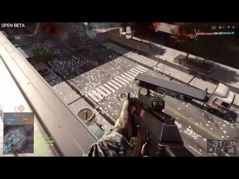 Battlefield 4 Beta Совместная игра 2 [LikeMySty1e & Артём Динамик]