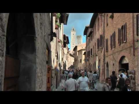 San Gimignano medieval hill town