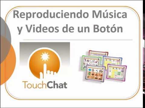 Reproduciendo Música y Videos de un Botón