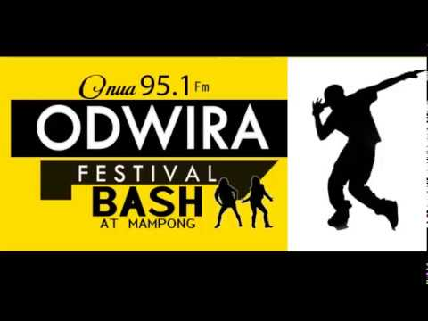 One Conner Hottest Dance Competition @ Mampong Odwira Festival... Hosted By Onua 95.1 FM