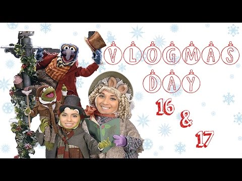 Fashion - Hey everyone! Since we uploaded the haul yesterday we thought we would combine days 16 & 17. So this Vlogmas is a bit longer than most, so enjoy! Follow Us: Twitter: @fashion_citizen Instagram:...