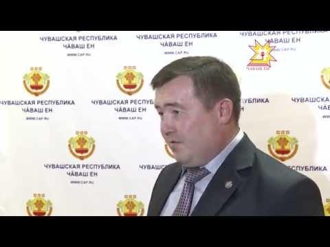 Глава Чувашии Михаил Игнатьев обсудил создание call-центра Сбербанка в республике