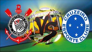 Corinthians x Cruzeiro I Campeonato Brasileiro 06ª RODADA I PES 2015. Melhores momentos, dribles, Gols. Brasileirão 2015...