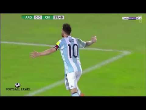 Argentina 1-0 Chile  [HighLights]