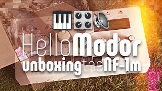 Download Lagu Hello Modor: unboxing the Modor NF-1m Mp3