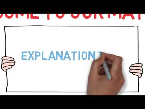 Explanation Text (Videoscribe)