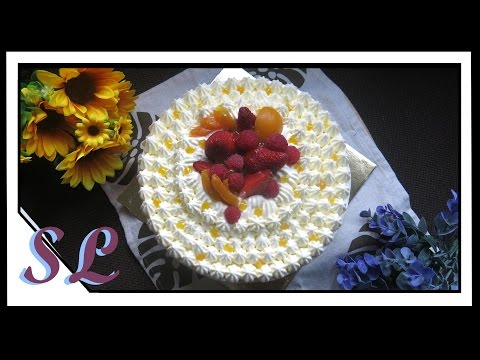 DUTCH CREAM CAKE (SLAGROOMTAART) - Recipe
