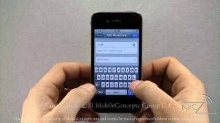 iPhone 4 Tutorial Part 4