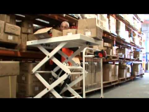 Powered Trolleys Product Video