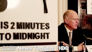 Jerry Brown's Doomsday & Venezuela Crisis Voices: VICE News Tonight Full Episode (HBO)