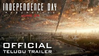 Independence Day: Resurgence Telugu dub trailer HD