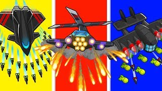 Bloons TD 6 - 4-Player Air VS Air Challenge   JeromeASF