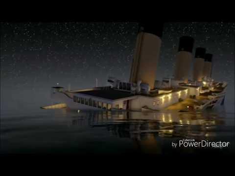 Lego Minecraft Titanic series vs. Titanic Honor and Glory