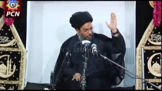 06 - muharram majalis 1436 - 2014 - mulk e khuda or imam hussain a.s - allama aqeel ul gharavi - urd