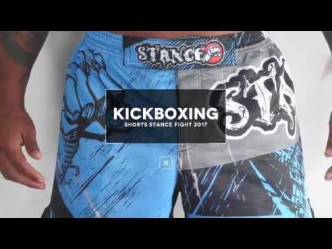 SHORTS KICKBOXING STANCE FIGHT