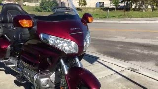 8. ------------ 2008 Honda Gold Wing with Navi / Abs  ---------------
