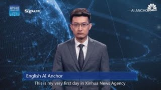 Video World's first AI news anchor debuts in China MP3, 3GP, MP4, WEBM, AVI, FLV Januari 2019