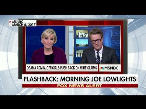 Joe Scarborough: Entire Mainstream Media Is 'Reflexively Anti-Trump'