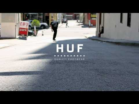 HUF Footwear Commercial | Video