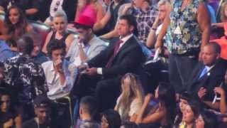 TCA'S 2013: Harry Styles & Zayn Malik Singing Along (Behind The Scenes EXCLUSIVE Footage!) full download video download mp3 download music download