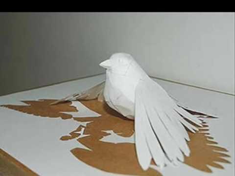 Increíbles figuras de papel