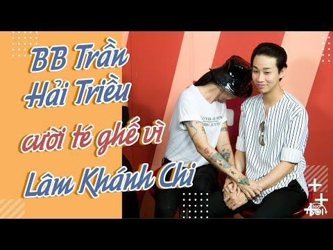 KINGLIVE | BB Trần, Hải Triều kể chuyện xì cười khi Lâm Khánh Chi diễn cảnh bi - Thời lượng: 3 phút, 55 giây.