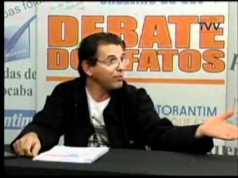 Debate dos Fatos TV Votorantim 18 05 12 parte 3
